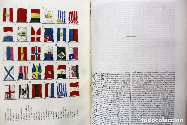 Libros antiguos: Dr.D.Manuel Ortiz de la Vega-Los Héroes y las Grandezas de la Tierra,Historia Universal 8 Tomos,1854 - Foto 15 - 146098206