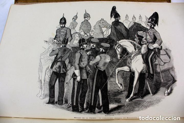 Libros antiguos: Dr.D.Manuel Ortiz de la Vega-Los Héroes y las Grandezas de la Tierra,Historia Universal 8 Tomos,1854 - Foto 18 - 146098206