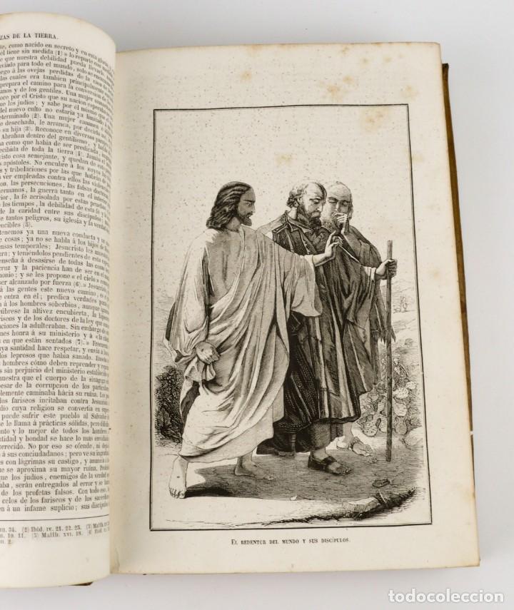 Libros antiguos: Dr.D.Manuel Ortiz de la Vega-Los Héroes y las Grandezas de la Tierra,Historia Universal 8 Tomos,1854 - Foto 22 - 146098206