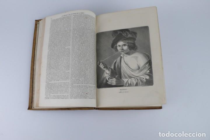 Libros antiguos: Dr.D.Manuel Ortiz de la Vega-Los Héroes y las Grandezas de la Tierra,Historia Universal 8 Tomos,1854 - Foto 25 - 146098206