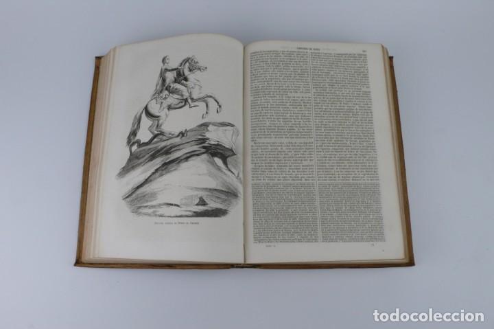 Libros antiguos: Dr.D.Manuel Ortiz de la Vega-Los Héroes y las Grandezas de la Tierra,Historia Universal 8 Tomos,1854 - Foto 26 - 146098206