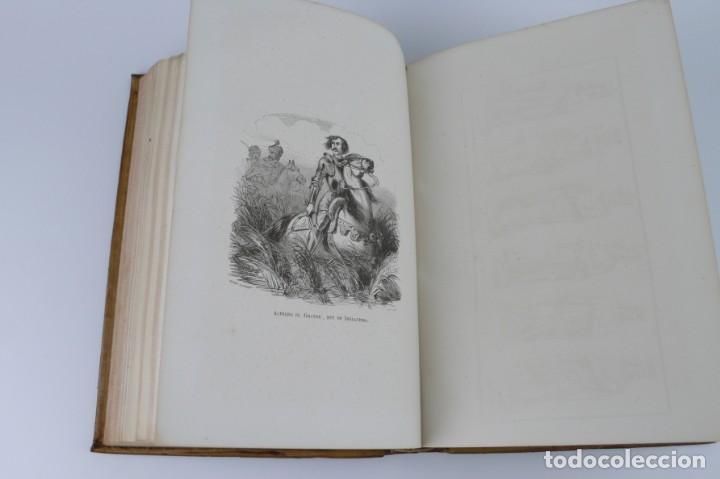 Libros antiguos: Dr.D.Manuel Ortiz de la Vega-Los Héroes y las Grandezas de la Tierra,Historia Universal 8 Tomos,1854 - Foto 27 - 146098206