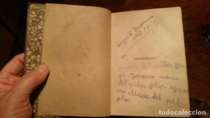 Libros antiguos: ARQUIMEDES, COLECCION LOS GRANDES HECHOS DE LOS GRANDES HOMBRES. 1930 EDITORIAL ARALUCE - Foto 5 - 146194254