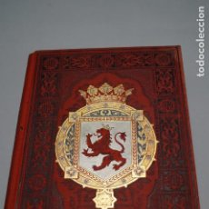 Libros antiguos: ASTURIAS Y LEON. JOSE QUADRADO. 1885. Lote 146213382