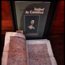 Libros antiguos: TESTAMENTO DE ISABEL LA CATÓLICA. Lote 146613369