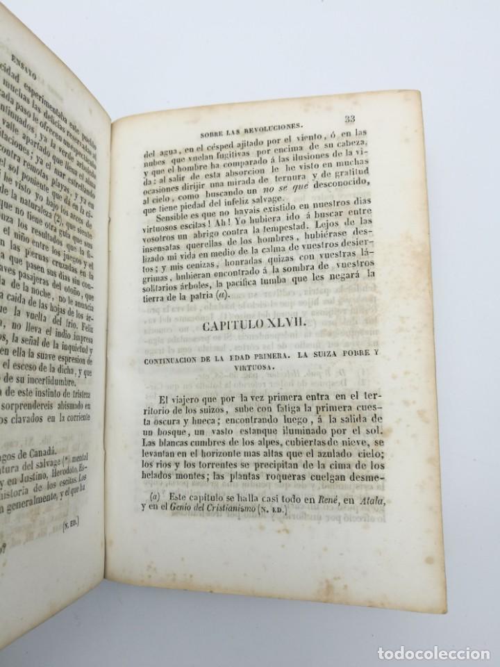 Libros antiguos: Història de las revolución 1847 3 tres partes mismo tomo - Foto 5 - 146858786
