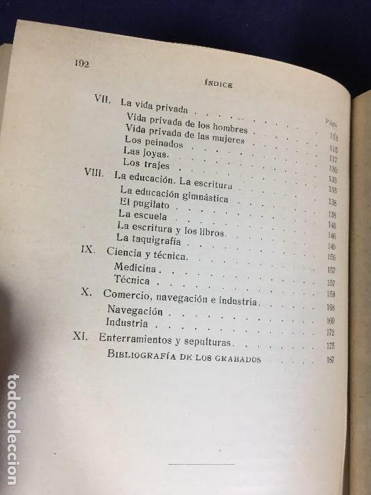 Libros antiguos: CIVILIZACIÓN DEL ORIENTE ANTIGUO 3 TOMOS EN 1 Oriente Griega Romana J Hunger H Lamer - Foto 17 - 146862558