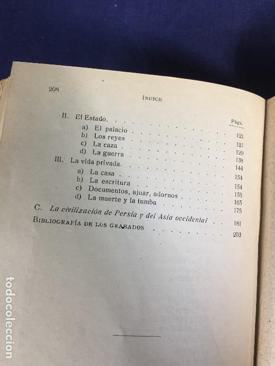 Libros antiguos: CIVILIZACIÓN DEL ORIENTE ANTIGUO 3 TOMOS EN 1 Oriente Griega Romana J Hunger H Lamer - Foto 18 - 146862558