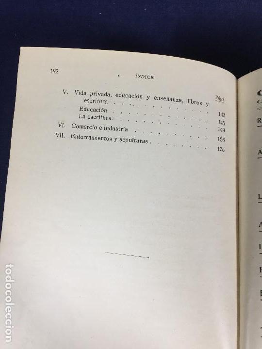 Libros antiguos: CIVILIZACIÓN DEL ORIENTE ANTIGUO 3 TOMOS EN 1 Oriente Griega Romana J Hunger H Lamer - Foto 20 - 146862558