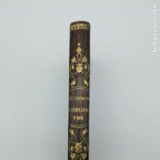 Libros antiguos: IMPRESIONES DE UN VIAJE FERNANDO POO GUINEA + CONSTITUCIÓN CUBA 1869. Lote 146944030