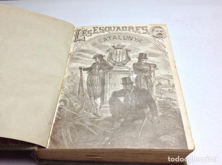 Libros antiguos: LES ESCUADRES DE CATALUNYA - MOSSOS DESCUADRA - POLICIA DE CATALUNYA - AÑO 1921 - Foto 5 - 147205926