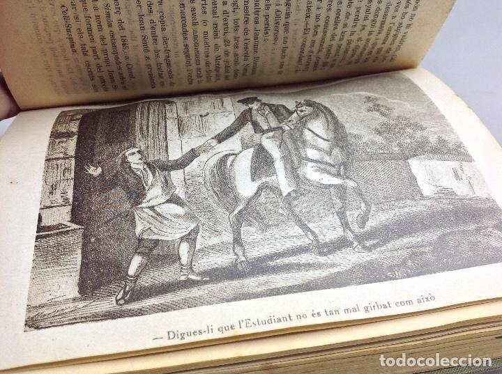 Libros antiguos: LES ESCUADRES DE CATALUNYA - MOSSOS DESCUADRA - POLICIA DE CATALUNYA - AÑO 1921 - Foto 9 - 147205926