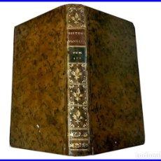 Libros antiguos: AÑO 1771: HISTORIA DE INGLATERRA. LIBRO DEL SIGLO XVIII MUY BIEN CONSERVADO.. Lote 147380674