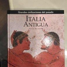 Libros antiguos: FURIO DURANDO ITALIA ANTIGUA . Lote 147652090