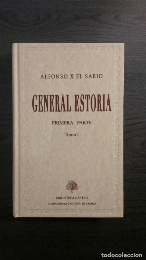 GENERAL ESTORIA (10 VOLÚMENES). OBRA COMPLETA (Libros antiguos (hasta 1936), raros y curiosos - Historia Antigua)