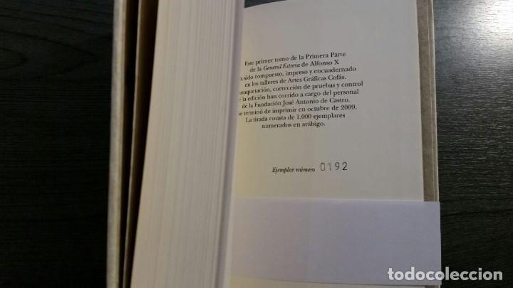 Libros antiguos: GENERAL ESTORIA (10 VOLÚMENES). OBRA COMPLETA - Foto 4 - 147739058