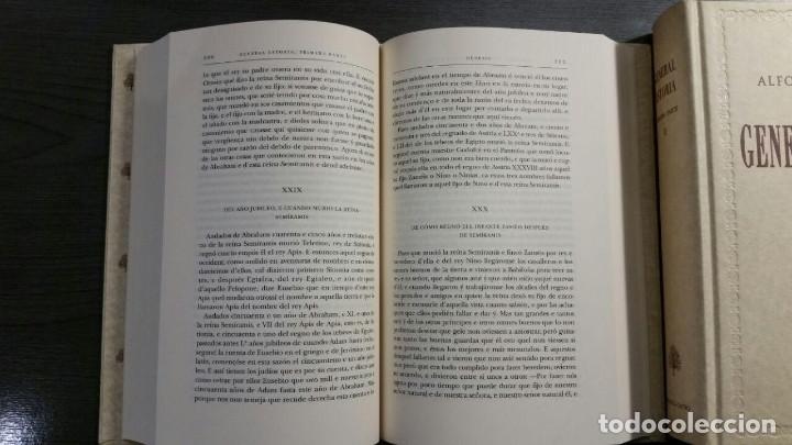 Libros antiguos: GENERAL ESTORIA (10 VOLÚMENES). OBRA COMPLETA - Foto 5 - 147739058