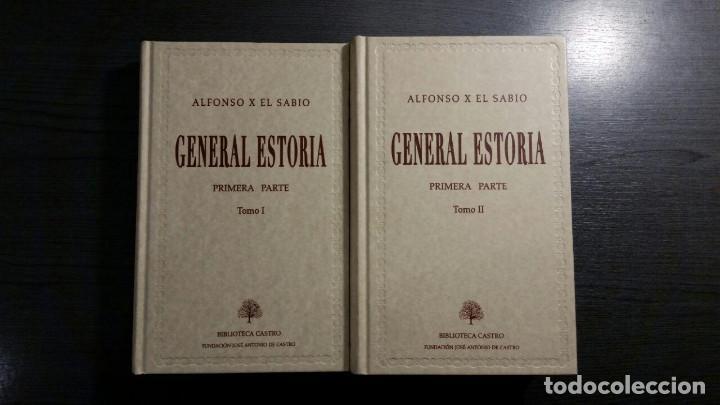 Libros antiguos: GENERAL ESTORIA (10 VOLÚMENES). OBRA COMPLETA - Foto 7 - 147739058