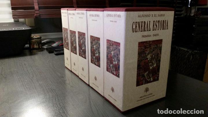 Libros antiguos: GENERAL ESTORIA (10 VOLÚMENES). OBRA COMPLETA - Foto 8 - 147739058