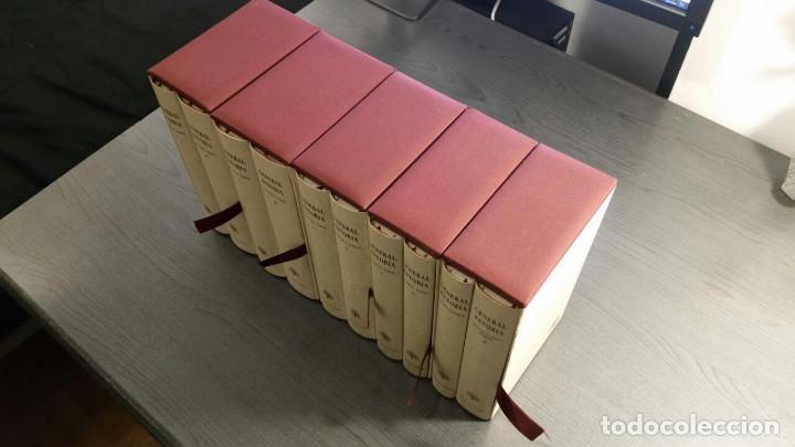 Libros antiguos: GENERAL ESTORIA (10 VOLÚMENES). OBRA COMPLETA - Foto 9 - 147739058