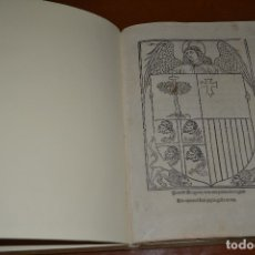 Libros antiguos: POST INCUNABLE (ZARAGOZA, 1509). PANDIT ARAGONIAE VETERUM PRIMORDIA REGUM.... Lote 147755606