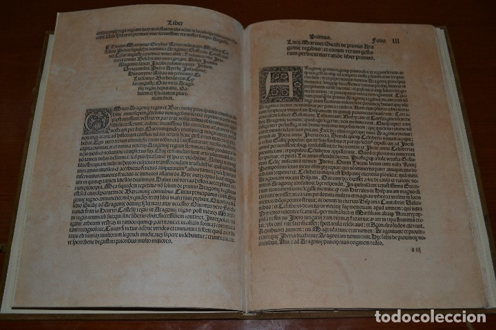 Libros antiguos: Post incunable (Zaragoza, 1509). Pandit Aragoniae veterum primordia regum... - Foto 4 - 147755606