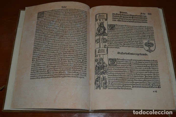 Libros antiguos: Post incunable (Zaragoza, 1509). Pandit Aragoniae veterum primordia regum... - Foto 5 - 147755606