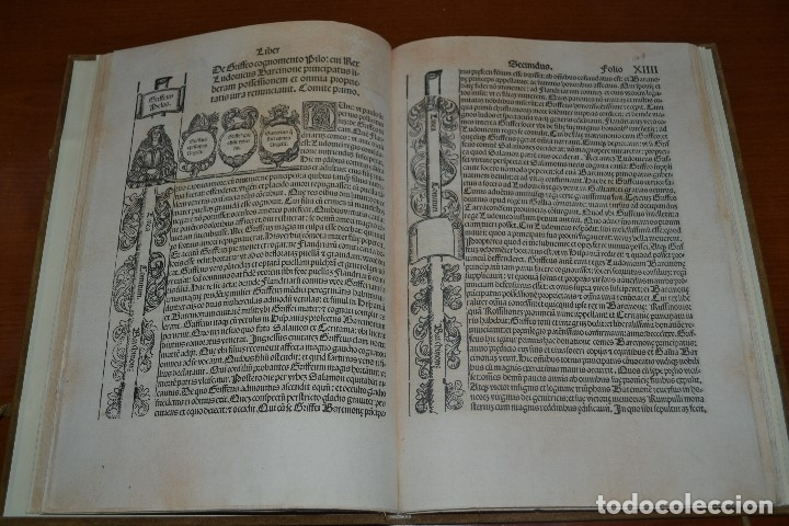 Libros antiguos: Post incunable (Zaragoza, 1509). Pandit Aragoniae veterum primordia regum... - Foto 6 - 147755606