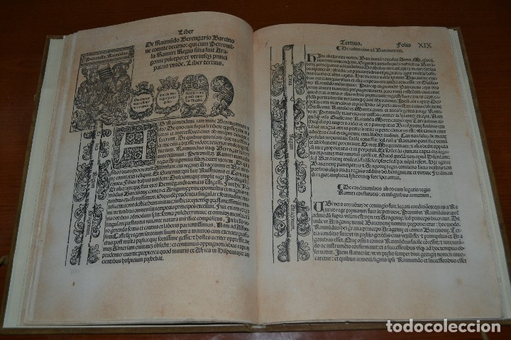 Libros antiguos: Post incunable (Zaragoza, 1509). Pandit Aragoniae veterum primordia regum... - Foto 8 - 147755606