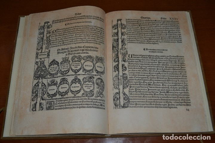 Libros antiguos: Post incunable (Zaragoza, 1509). Pandit Aragoniae veterum primordia regum... - Foto 11 - 147755606
