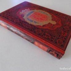 Libros antiguos: LIBRERIA GHOTICA. JOSE QUADRADO. NAVARRA Y LOGROÑO.SUS MONUMENTOS Y ARTES.1886.FOLIO.MUCHOS GRABADOS. Lote 148023010