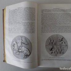 Alte Bücher - LIBRERIA GHOTICA. PADRE MARIANA.HISTORIA GENERAL DE ESPAÑA.GASPAR Y ROIG 1848.TOMO 2. FOLIO.GRABADOS - 148026366