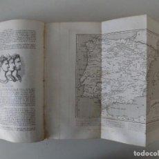 Alte Bücher - LIBRERIA GHOTICA. PADRE MARIANA.HISTORIA GENERAL DE ESPAÑA.GASPAR Y ROIG 1848.TOMO 1. FOLIO.GRABADOS - 148026894