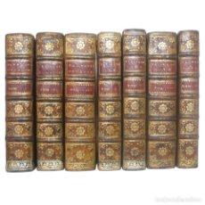 Libros antiguos: 1572 - RARO - OBRAS COMPLETAS DE PLUTARCO - MONUMENTAL EDICIÓN RENACENTISTA - 7 TOMOS - SIGLO XVI. Lote 148054214
