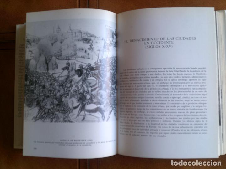 Libros antiguos: LOTE DE LIBROS DE ARGOS LA EDAD MEDIA TOMO 3 Y 4 TODA LA EDAD MEDIA EN ESTOS TOMOS - Foto 3 - 148444778