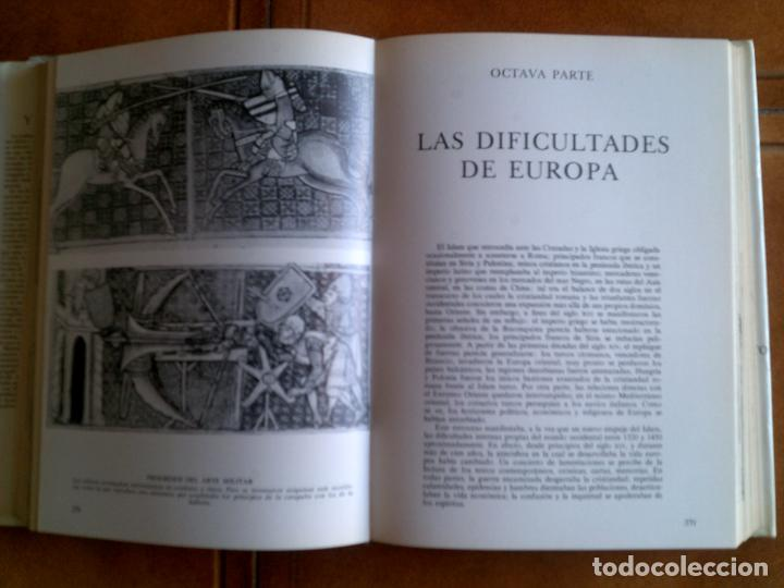 Libros antiguos: LOTE DE LIBROS DE ARGOS LA EDAD MEDIA TOMO 3 Y 4 TODA LA EDAD MEDIA EN ESTOS TOMOS - Foto 4 - 148444778