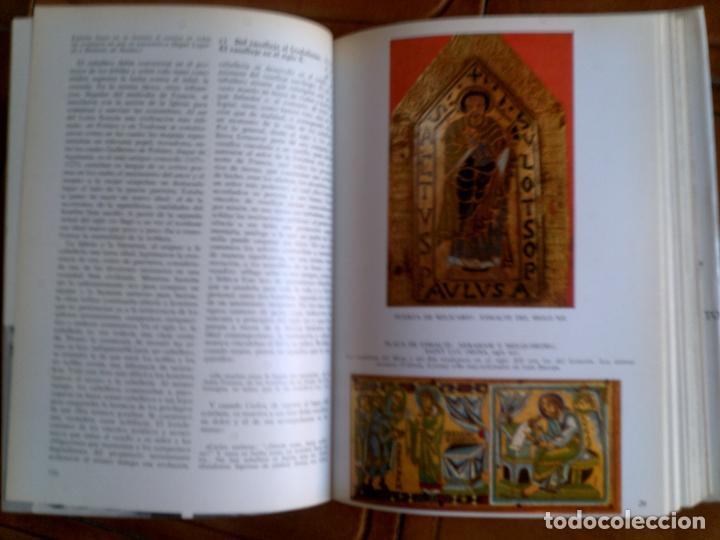 Libros antiguos: LOTE DE LIBROS DE ARGOS LA EDAD MEDIA TOMO 3 Y 4 TODA LA EDAD MEDIA EN ESTOS TOMOS - Foto 6 - 148444778