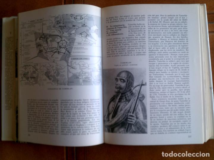 Libros antiguos: LOTE DE LIBROS DE ARGOS LA EDAD MEDIA TOMO 3 Y 4 TODA LA EDAD MEDIA EN ESTOS TOMOS - Foto 7 - 148444778