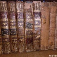 Libros antiguos: 1817. HISTORIA DE FRANCIA. 10 VOLÚMENES. Lote 148664581