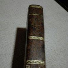 Libros antiguos: DE REBUS GESTIS ALEXANDRI MAGNI. ALEJANDRO MAGNO 1828, DE QUINTO CURCIO RUFO.. Lote 149265121