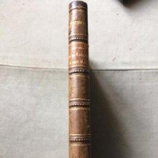 Libros antiguos: HISTORIA DE LA ENTRADA DE CYRO EL MENOR EN EL ASIA...POR XENOFONTE. 1882. Lote 149307442