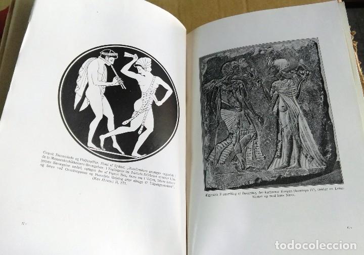 Libros antiguos: Georg Brandes, Cajus Julius Caesar, Noruega, 1921, 2 tomos. Julio César. En noruego - Foto 7 - 150135466