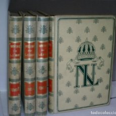 Libros antiguos: NAPOLEÓN III, 4 VOLÚMENES. DE SAINT-AMAND IMBERT. 1898. Lote 150258834