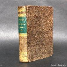 Libros antiguos: 1848 HISTORIA UNIVERSAL - EDAD MEDIA - CRUZADAS - GENGIS KHAN MONGOLES - LIBRO ANTIGUO - PIEL. Lote 150347154