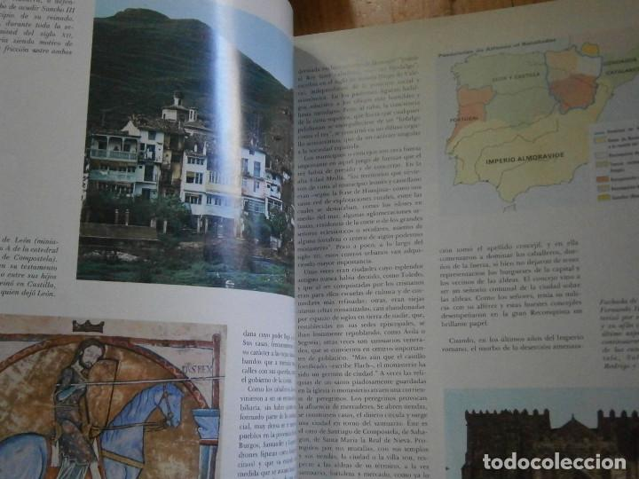 Libros antiguos: HISTORIA DE ESPAÑA 4 LIBROS¡ - Foto 6 - 150458634