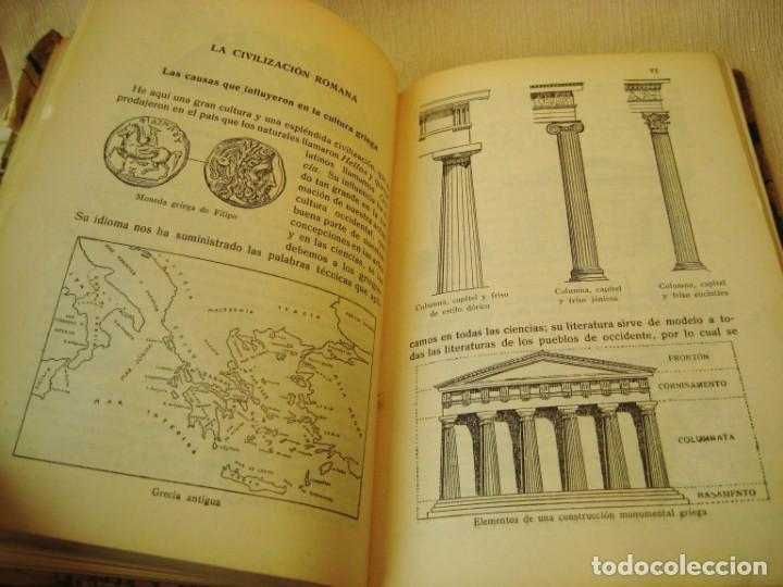 Libros antiguos: LIBRO LAS CIVILIZACIONES. EL ARTE. LAS CIENCIAS. LAS COSTUMBRES. 1935 - Foto 6 - 150987150