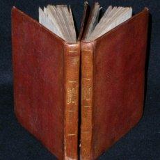 Libros antiguos: HISTORIA DE LA ESCRITURA, 2 TOMOS, 1821-82. TRIMMER/BALDWIN/CRADOCK. Lote 151331853
