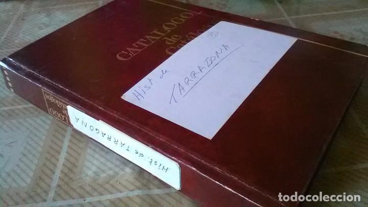TARRAGONA (Libros antiguos (hasta 1936), raros y curiosos - Historia Antigua)