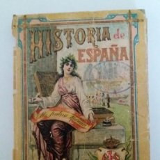 Libros antiguos: HISTORIA DE ESPAÑA. SATURNINO CALLEJA. 1915. Lote 152906302