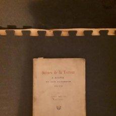 Libros antiguos: ESCENAS DE TERROR EN BAYONA Y ALREDEDORES. HISTORIA DEL PAIS VASCO. PAYS BASQUE.. Lote 152917082